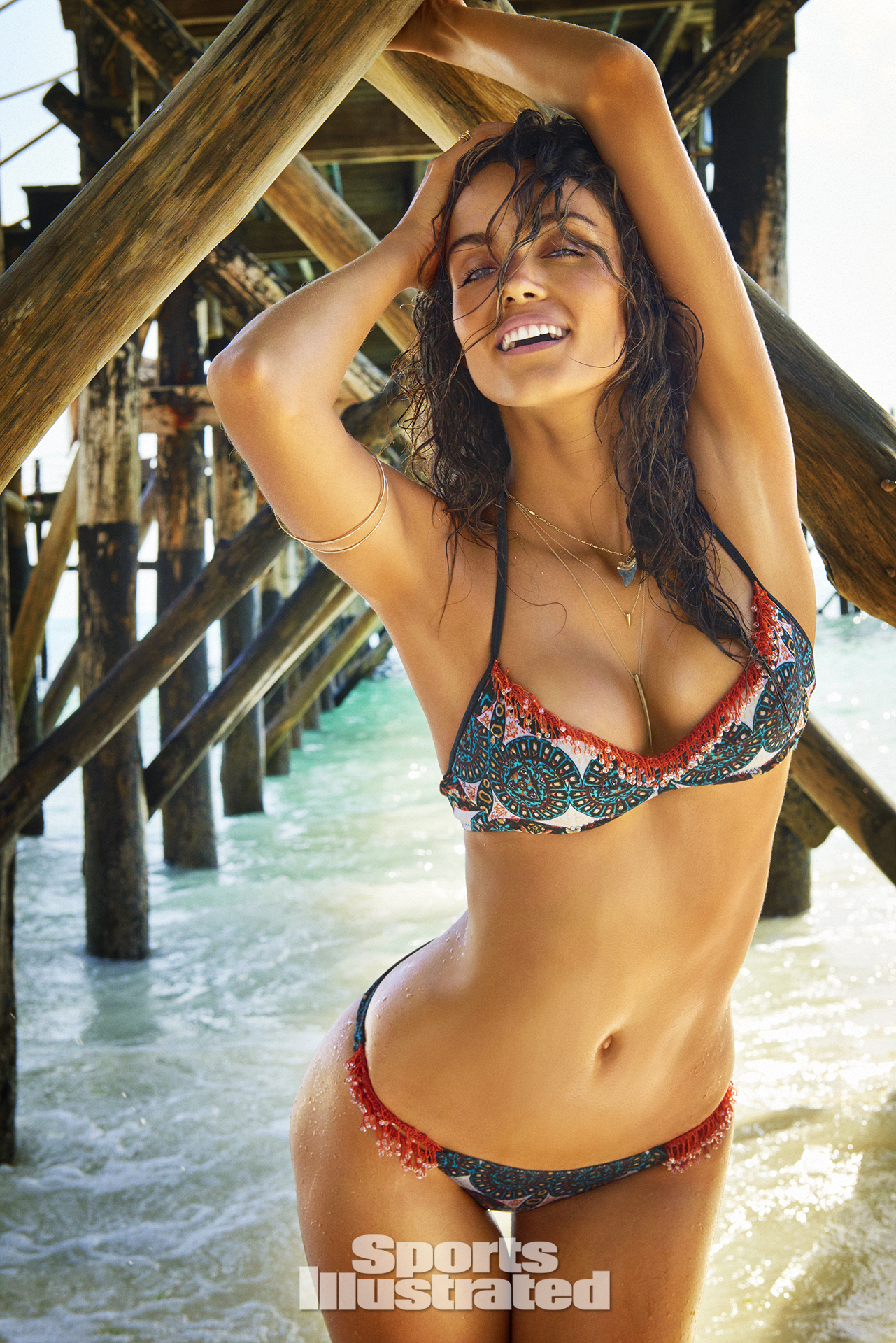 Sofia Resing, SI Swimsuit 2016