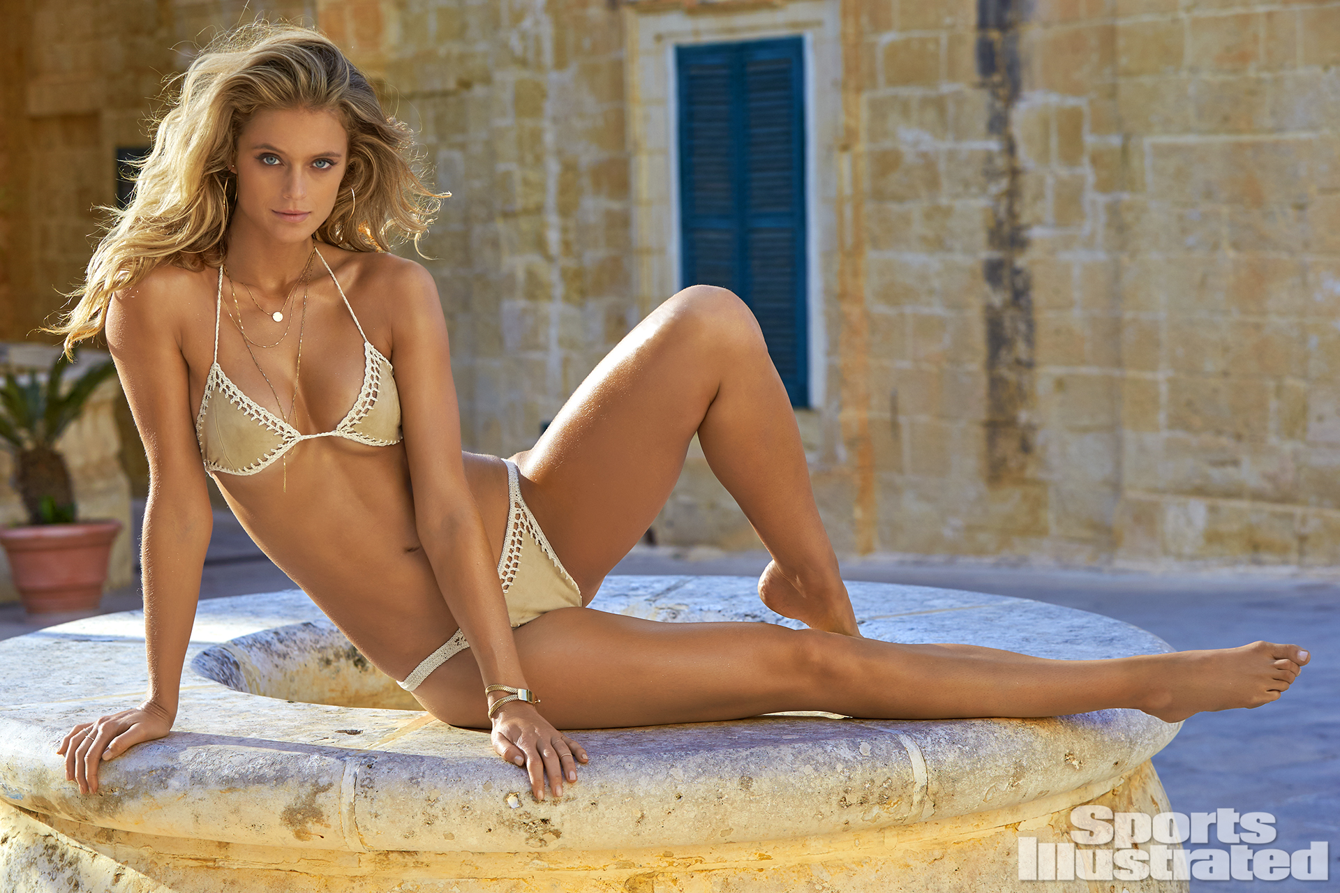 Kate Bock, SI Swimsuit 2016