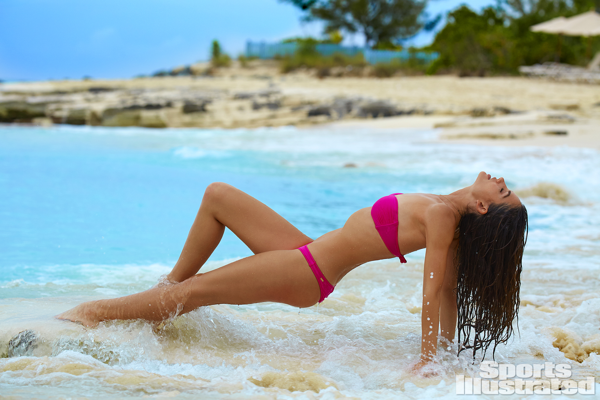 Lily Aldridge, SI Swimsuit 2016
