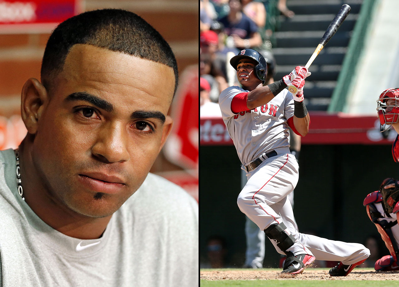 Roc Nation added their second Cuban outfielder with the Boston Red Sox in Oct. 2014.  Yoenis Cespedes will be a free agent after the 2015 season and is expected to land a lucrative contract.