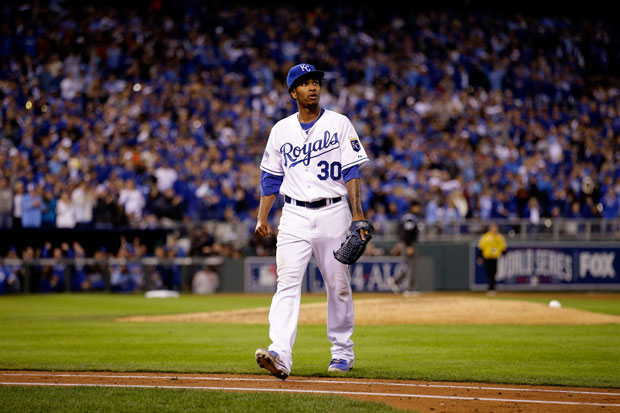 Yordano Ventura :: Getty Images