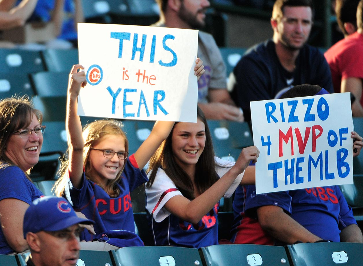 A historical look at the plight of Cubs fans, whose team has gone 107 years since its last championship.