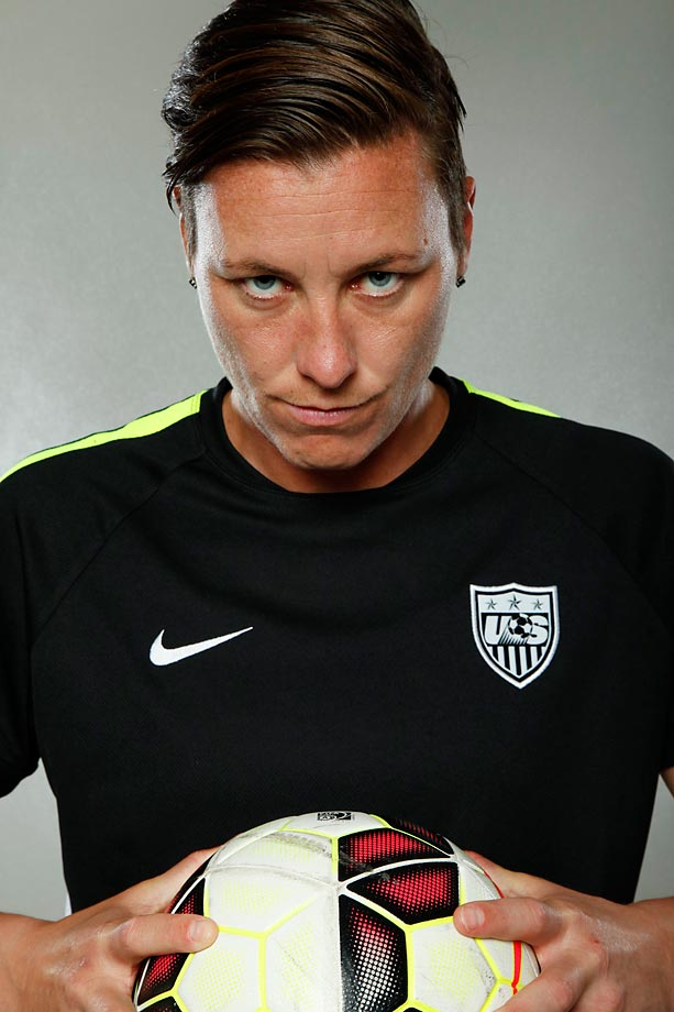 Abby Wambach Nude Photos 68