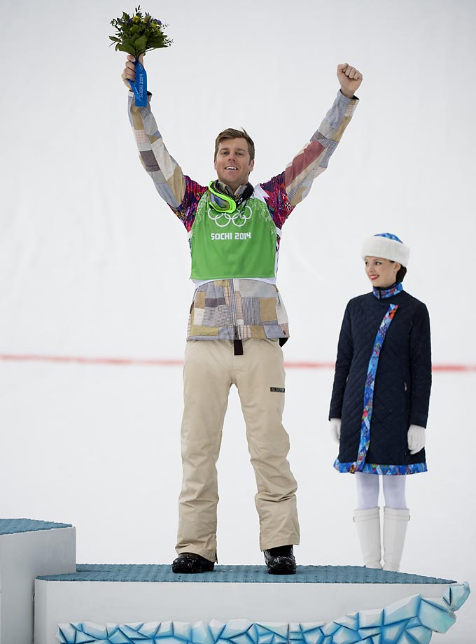 Bronze: Men's Snowboard Cross