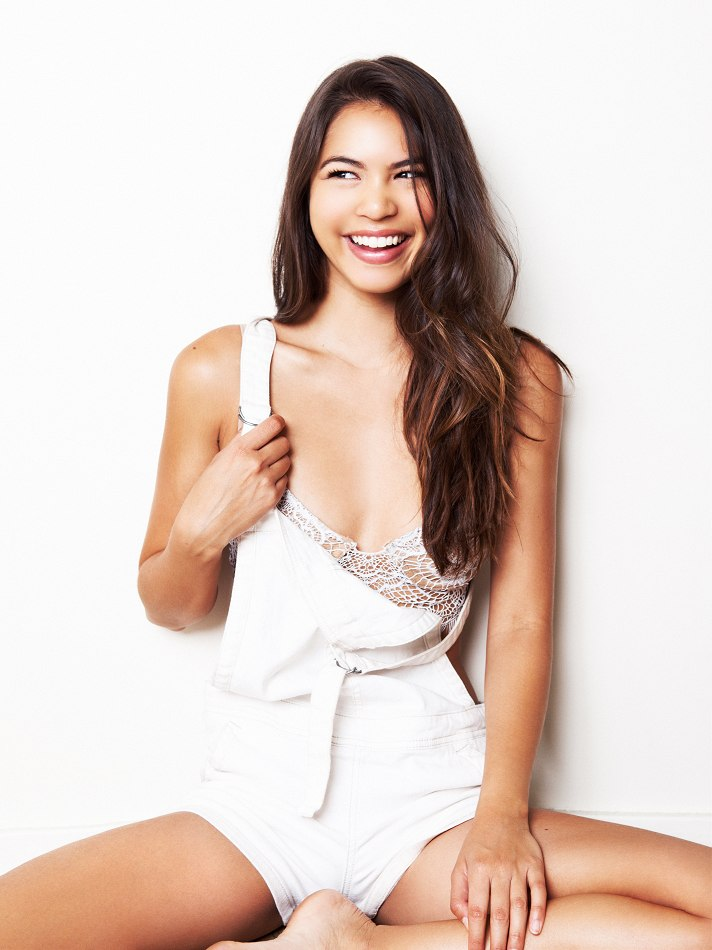 Amanda Li-Paige :: Courtesy of Wilhelmina Models