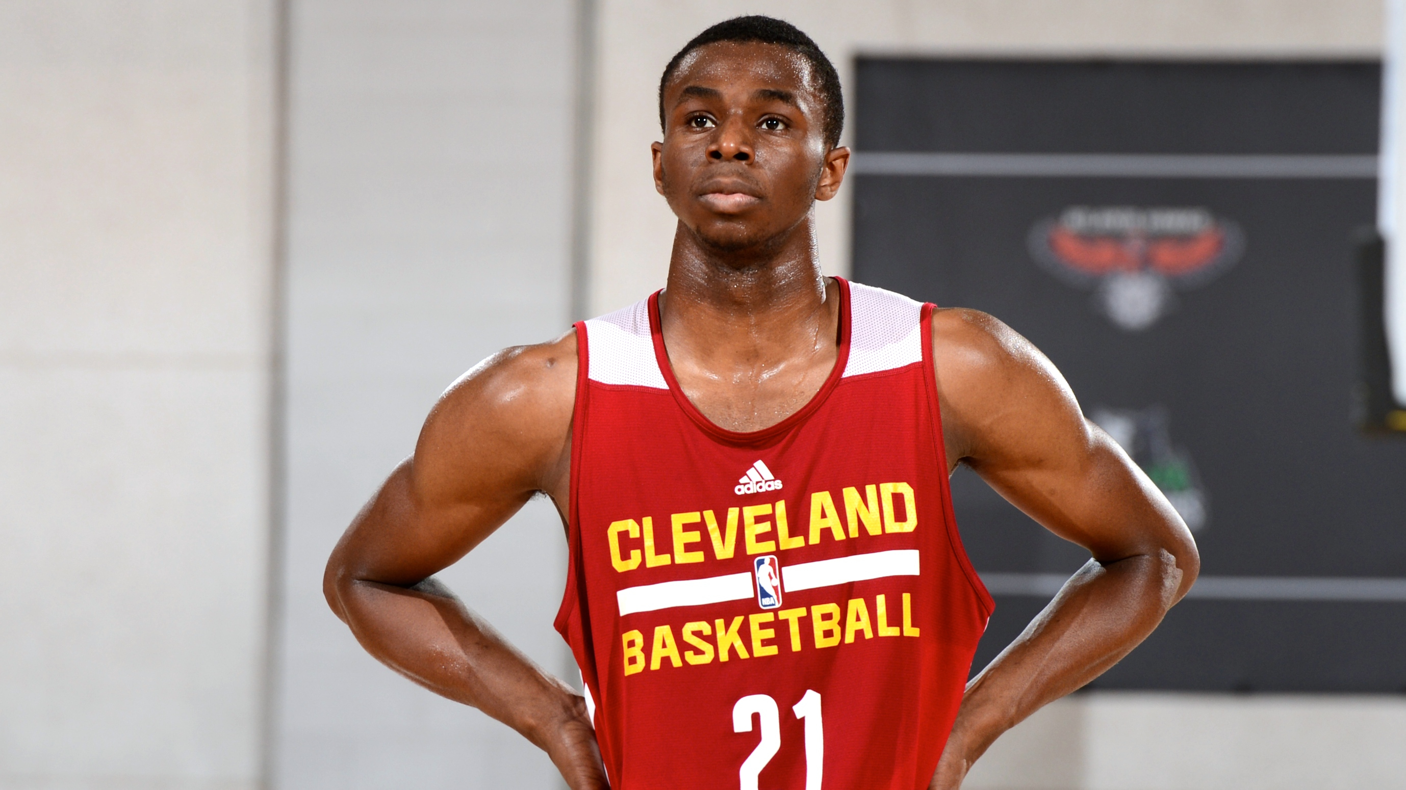 The prospect of trading Andrew Wiggins for Kevin Love may be enticing, but the Cavaliers would be smart to hold onto the No. 1 overall draft pick.