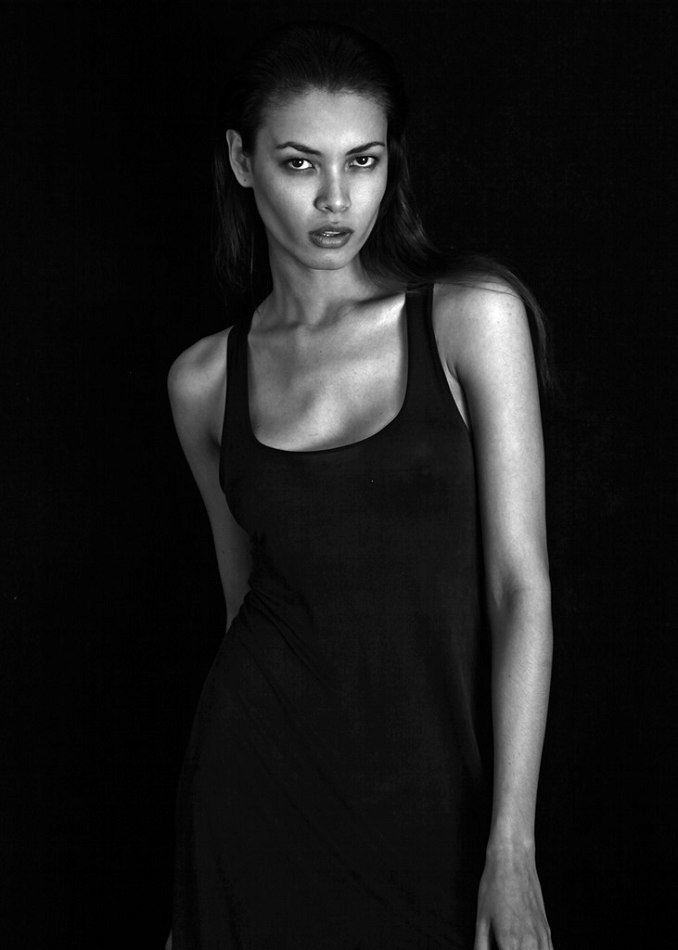 Angela Ruiz :: Courtesy of Wilhelmina Models
