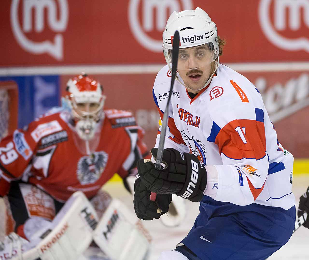 No one harbors any illusions about Slovenia's chances in these Games, but Kopitar's presence gives this team a dimension it didn't have when it qualified for an Olympic berth last year. His size, skill and championship pedigree will make everyone wearing that uniform play two inches taller and 20 pounds heaver, and while that's unlikely to help them win a game, his presence makes a statement that Slovenia belongs on the international stage. -- Allan Muir