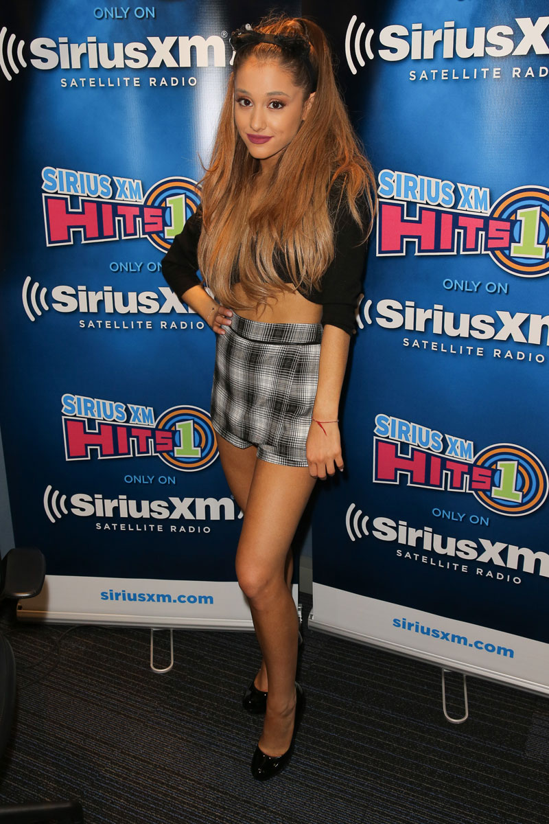 Ariana Grande :: Getty Images