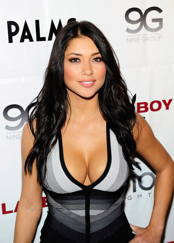 Arianny Celeste :: Getty Images