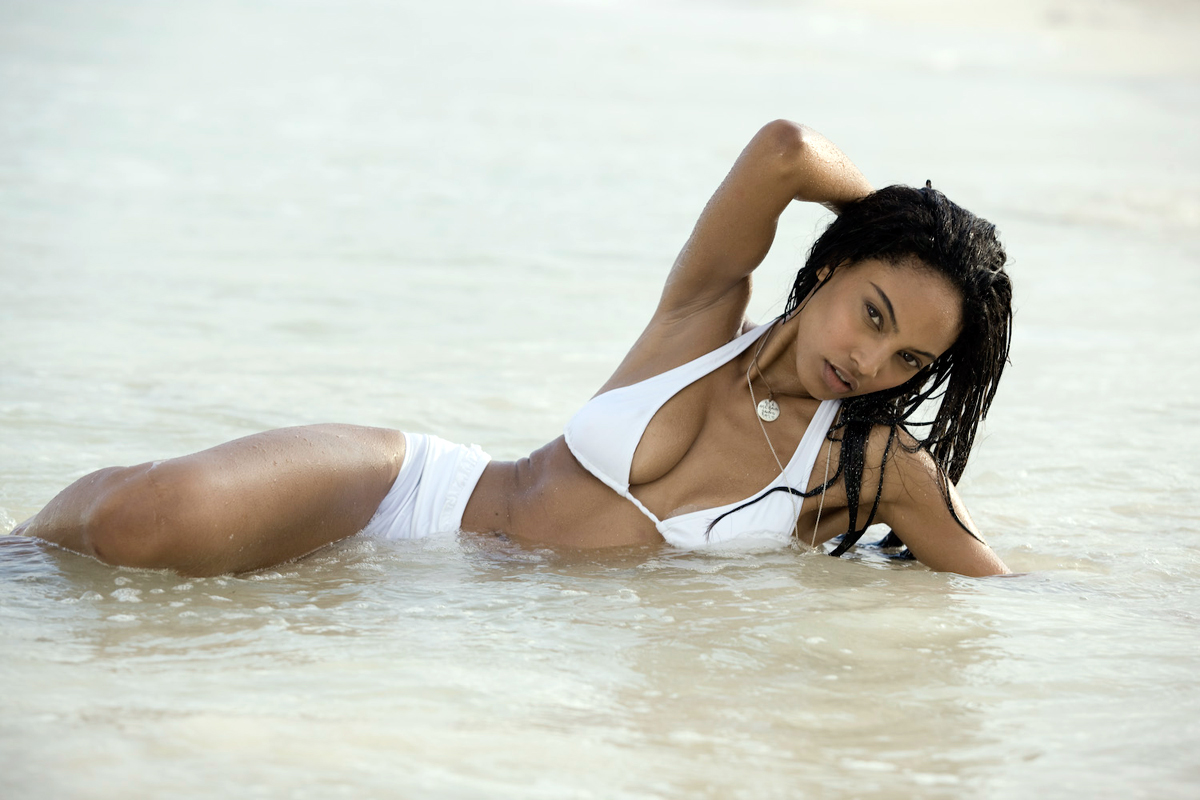 Ariel Meredith :: Matt Jones/SI