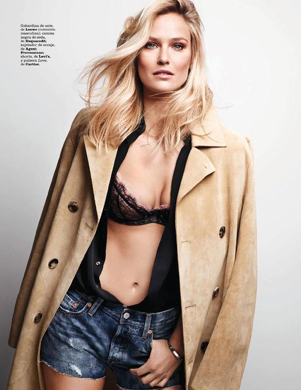 Bar Refaeli for Marie Claire España