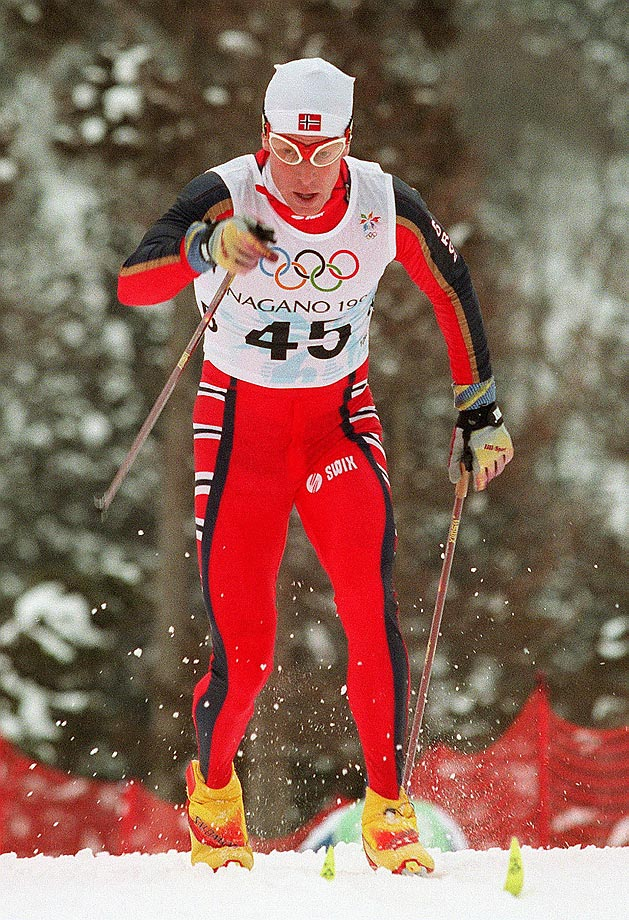 Perhaps not a household name to most American sports fans, but before Sochi he was the most decorated Winter Olympic champion ever with eight gold and 12 total medals. -- Brian Pinelli  (SEE THE COMPLETE LIST OF 50 AT THEACTIVETIMES.COM)