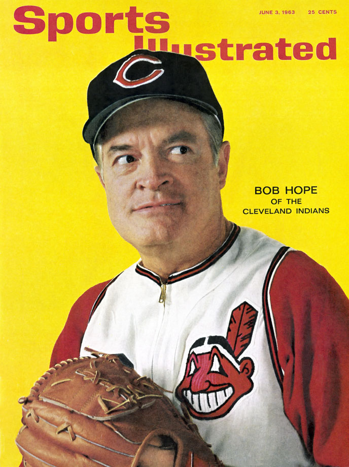 "Hope, a lifelong golf lover who once putted against a 2-year-old Tiger Woods on ""The Mike Douglas Show,"" moved to Cleveland at the age of 5 and was a die-hard Indians fan. He became a minority owner of the Cleveland Indians after Bill Veeck acquired the team in 1946 and graced the June 1963 SI cover in an Indians uniform."
