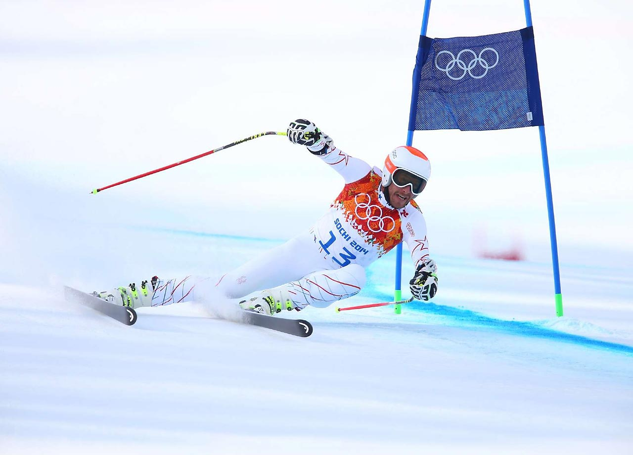 Bronze: Men's Super G