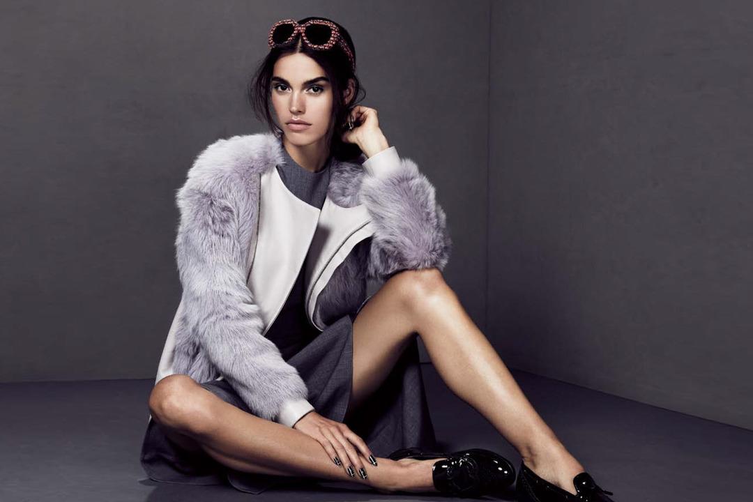 Britt Bergmeister :: Courtesy of Next Model Management