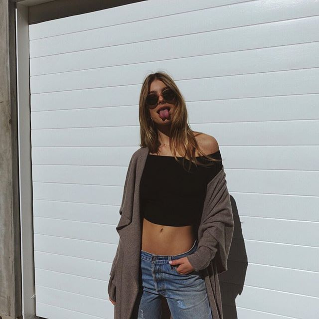 Camila Morrone :: @cami_morrone/Instagram