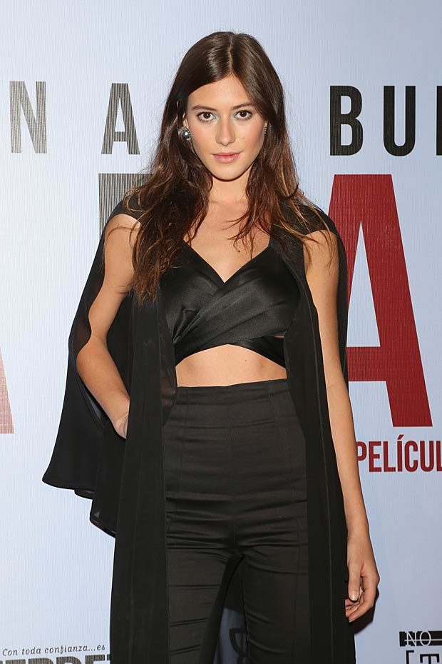 Alejandra Guilmant :: Getty Images