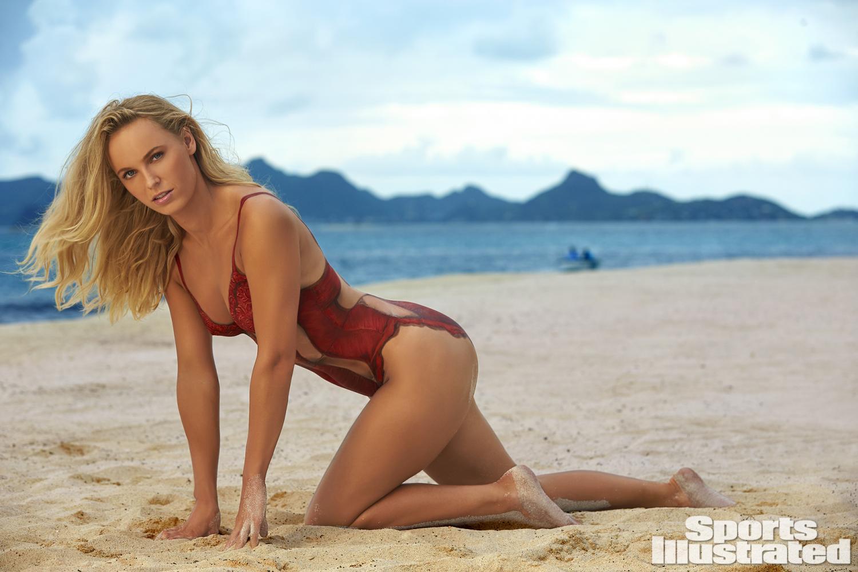 Caroline Wozniacki, SI Swimsuit 2016
