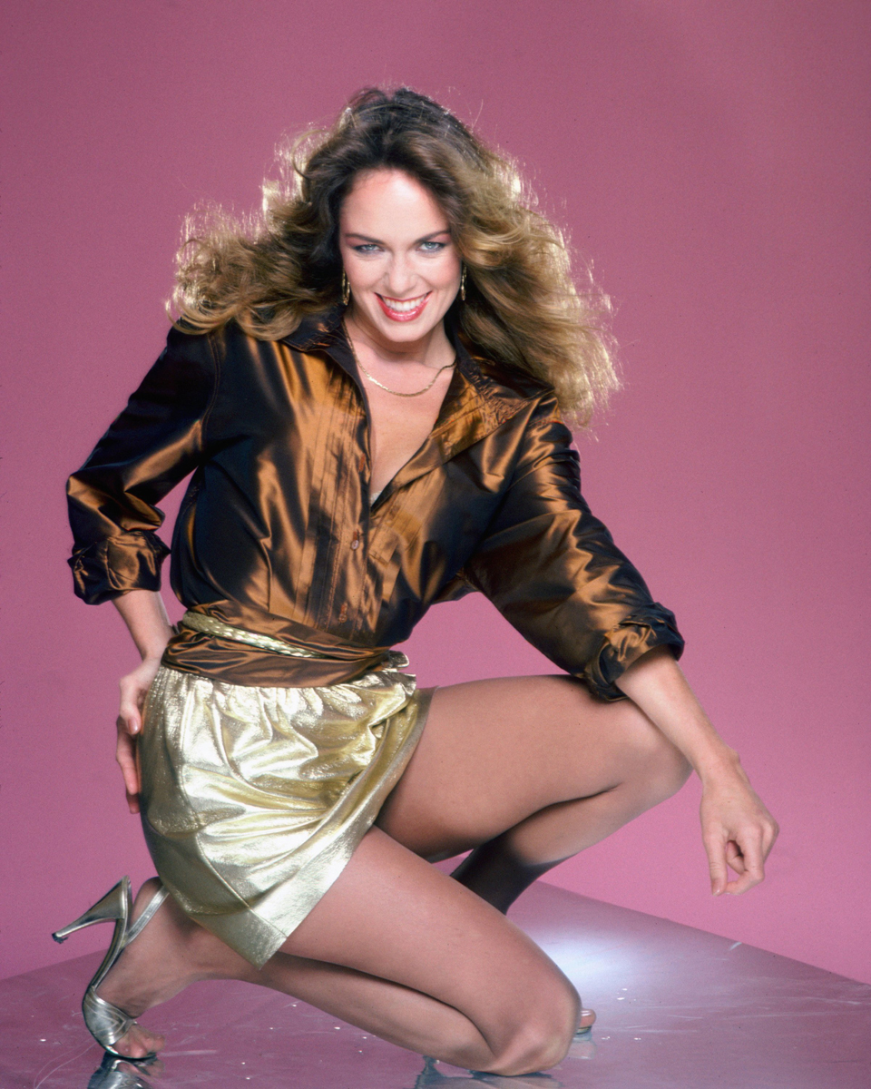 Catherine Bach :: Getty Images
