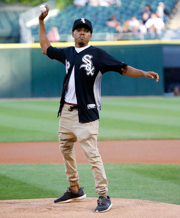 May 30 at U.S. Cellular Field in Chicago