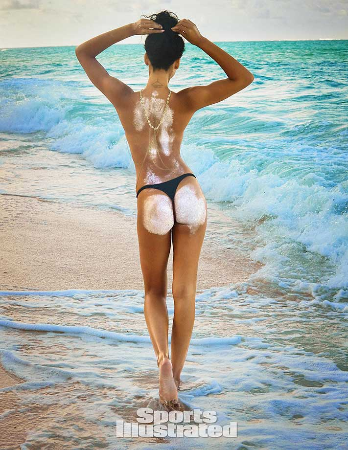Chanel Iman :: Ruven Afanador for Sports Illustrated
