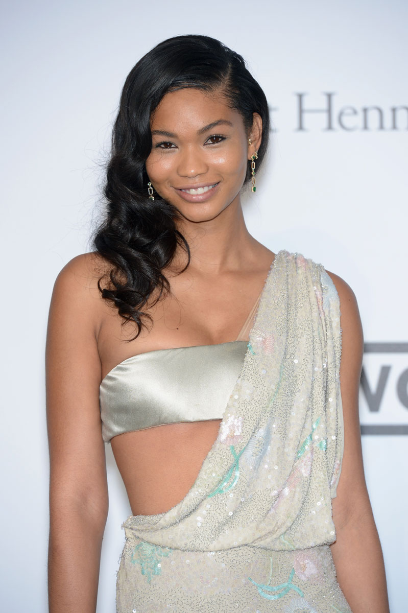 Chanel Iman :: Getty Images
