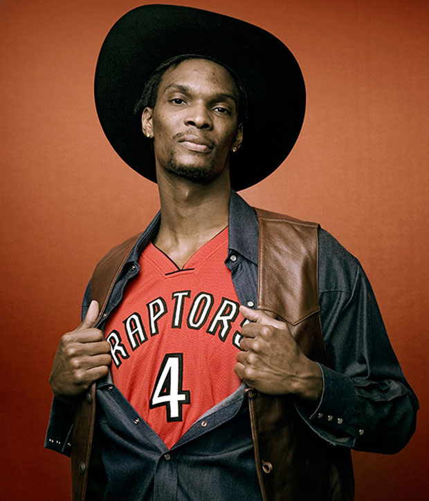 Chris Bosh :: Peter Gregorie/SI