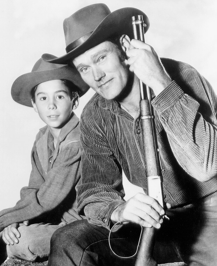 """Connors was a true do-it-all man, playing professional baseball and basketball before pursuing a 40-year acting career. A member of the 1946 title-winning Rochester Royals, Connor found his role playing lead-role Lucas McCain for five years in the ABC Western series """"The Rifleman."""" The show posted great ratings until the final season in 1962-63 when it was canceled after 168 episodes."""