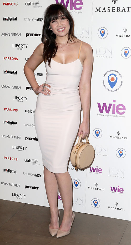 Daisy Lowe :: Getty Images