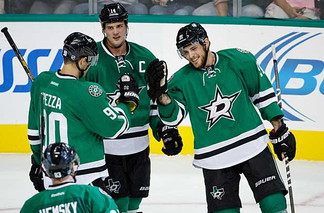 The rise of the Jason Spezza-Jamie Benn-Tyler Sequin line is powering the Dallas Stars.