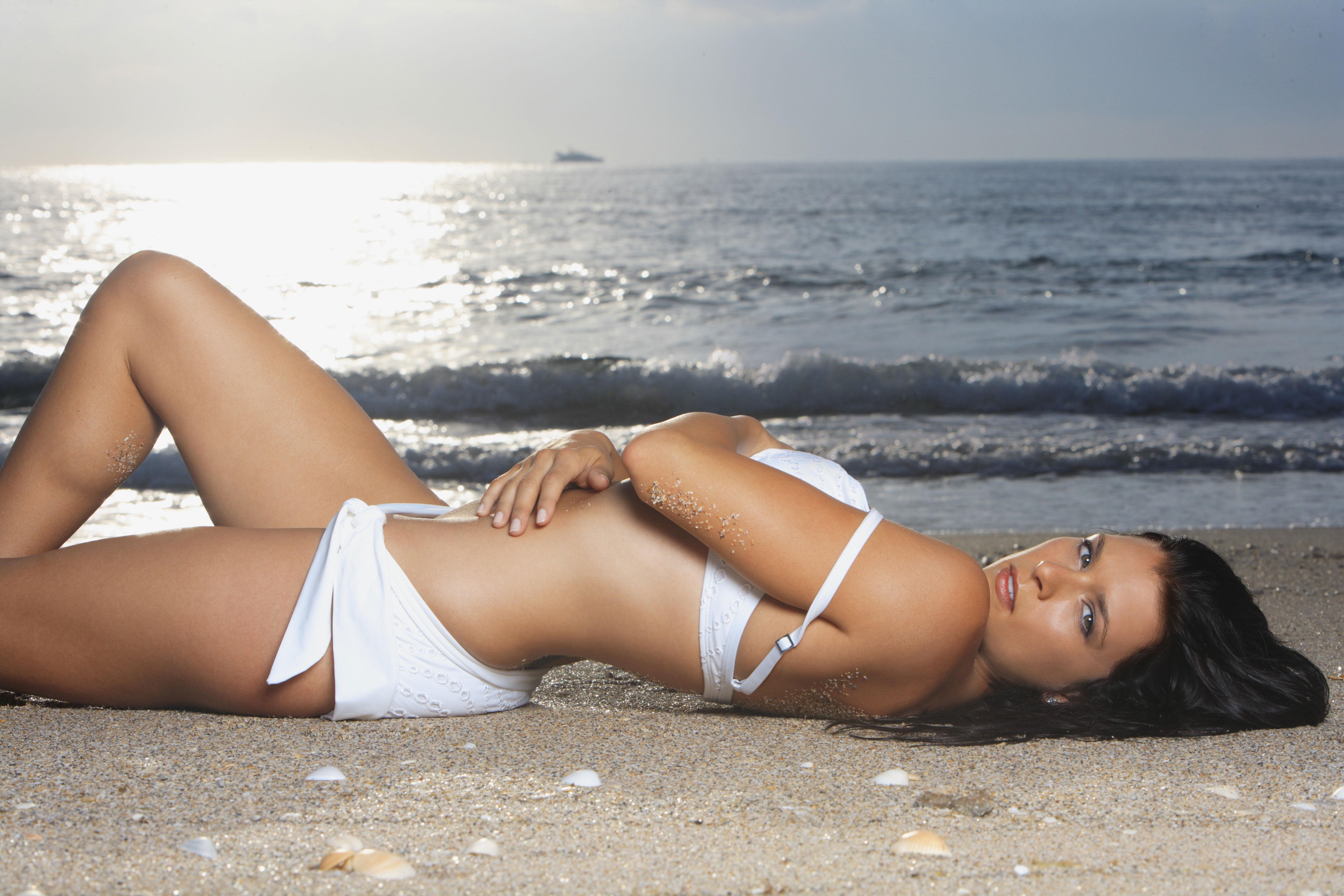 Danica Patrick, SI Swimsuit 2008