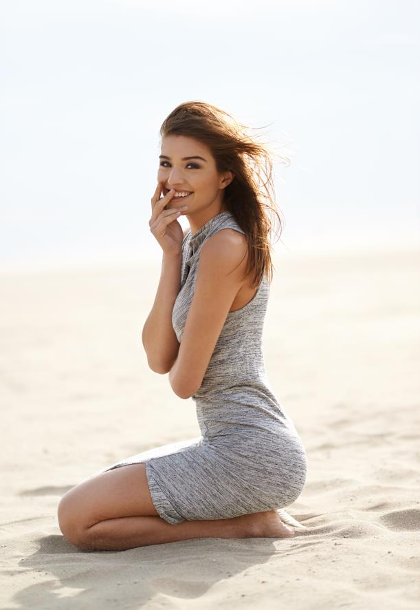 Daniela Lopez :: Courtesy of IMG Models