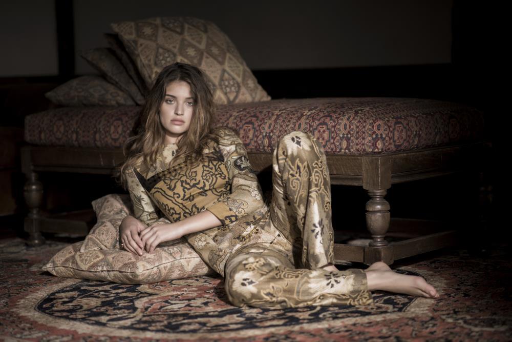 Daniela Lopez :: Courtesy of IMG Models