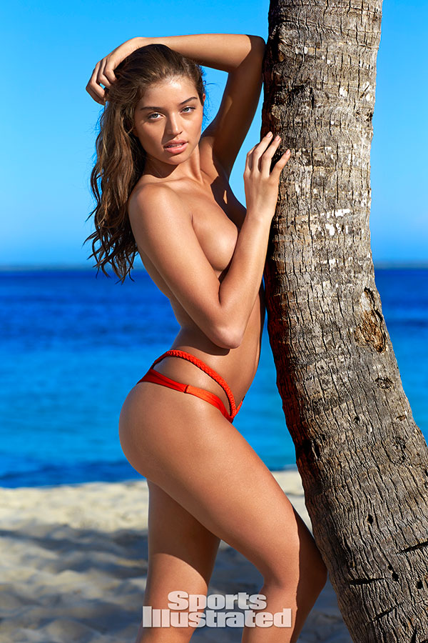 Daniela Lopez :: Justin Marquis for Sports Illustrated
