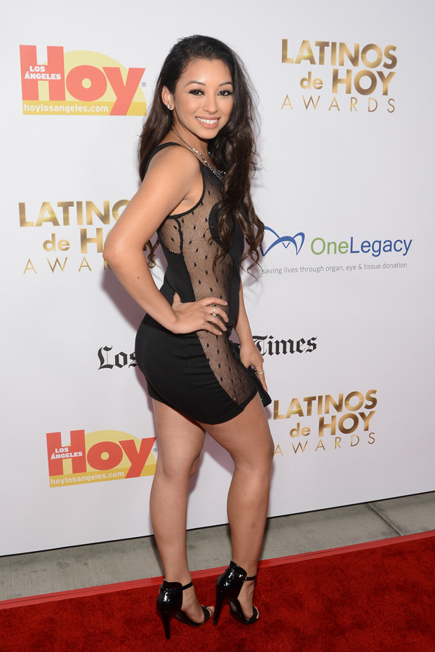 Desiree Estrada :: Getty Images