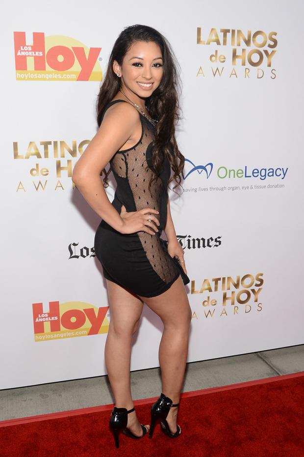 Desiree Estrada :: Getty Images