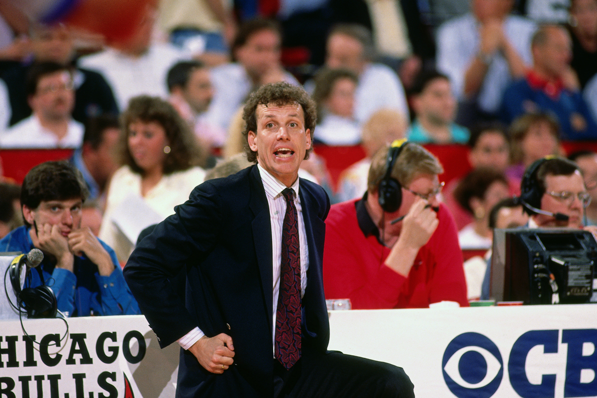 Doug Collins (1989) :: Getty Images