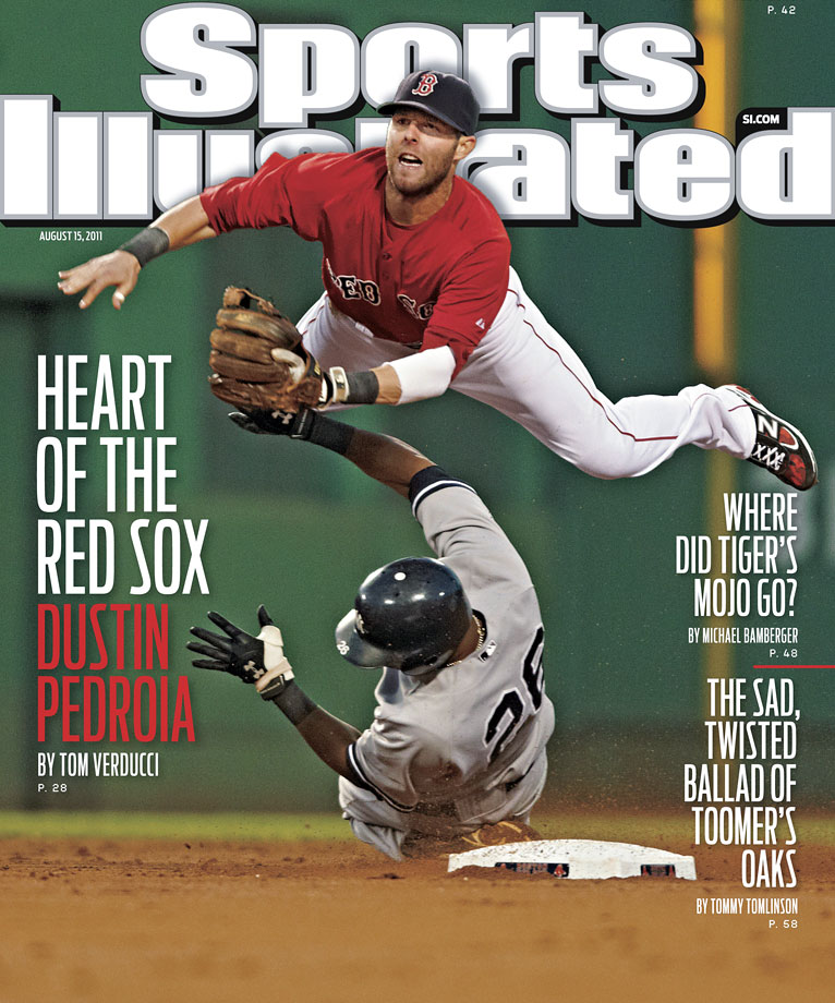 Pedroia and the Red Sox agreed on an eight-year contract extension worth $110 million, with Pedroia owning a full no-trade clause. Pedroia has been a franchise cornerstone in Boston since his rookie year in 2007, when the Red Sox won the World Series and he won AL Rookie of the Year after hitting .317. The next season, Pedroia hit a career-high .326 with 54 doubles and scored 118 runs to win Most Valuable Player.