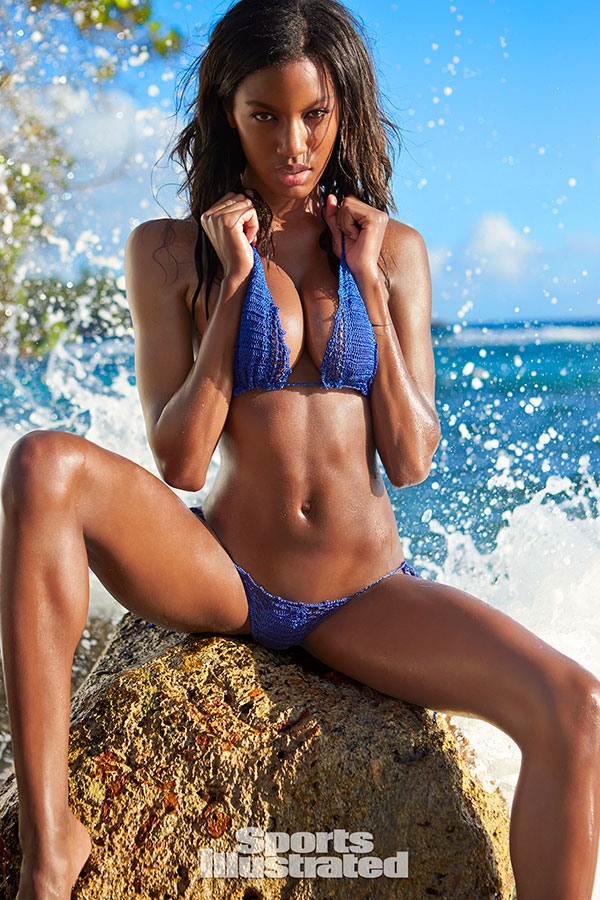 Ebonee Davis :: Justin Marquis for Sports Illustrated