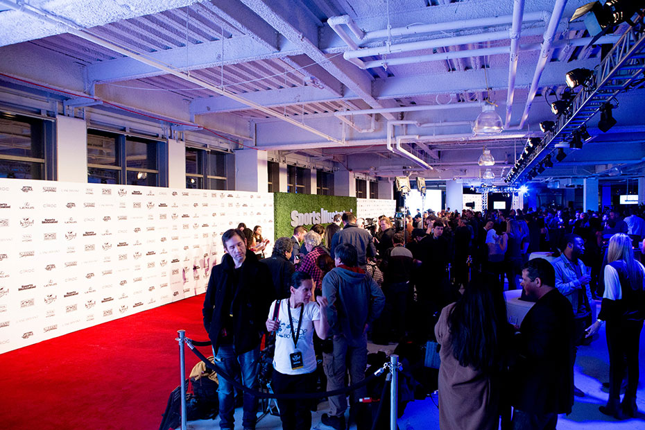 A look at the red carpet :: Photo by Taylor Ballantyne