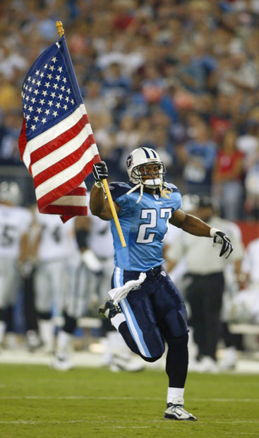 Eddie George :: Getty Images