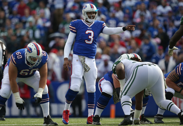 When EJ Manuel first came into the league, his diet was made up primarily of Wendy's meals. If the Buffalo quarterback of the future was going to take the Bills to the next level, things would have to change.