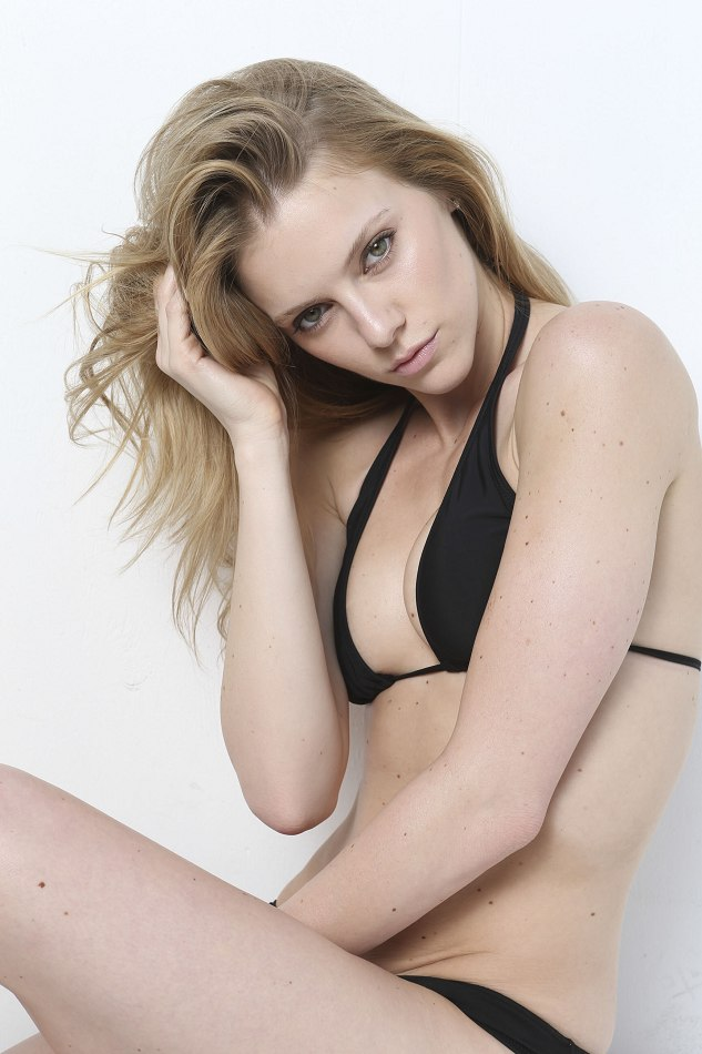 Elle Evans :: Courtesy of Wilhelmina Models