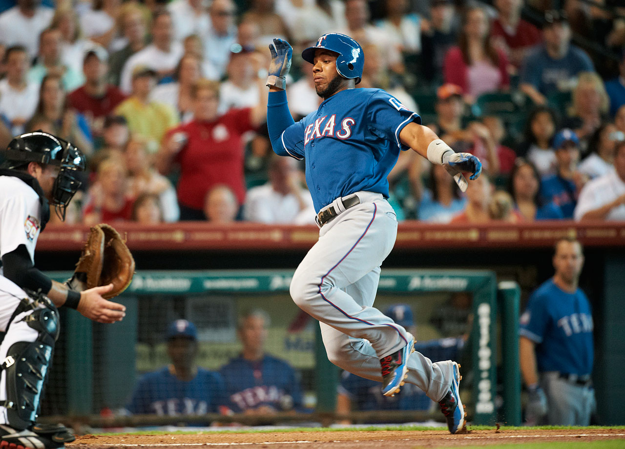 After signing an eight-year extension in April 2013, the 24-year-old Andrus was owed $131 million over the next 10 seasons, including the money left on his current deal. Andrus was considered one of the top young shortstops in baseball. He was an All-Star in 2012, when he hit .286 with 31 doubles. But the investment was heavy for a player with a career .275 batting average and only 14 home runs in four seasons. The Rangers are betting that Andrus will continue to grow offensively.