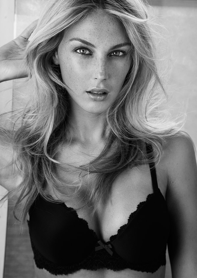 Erin Alice :: Courtesy of Wilhelmina Models