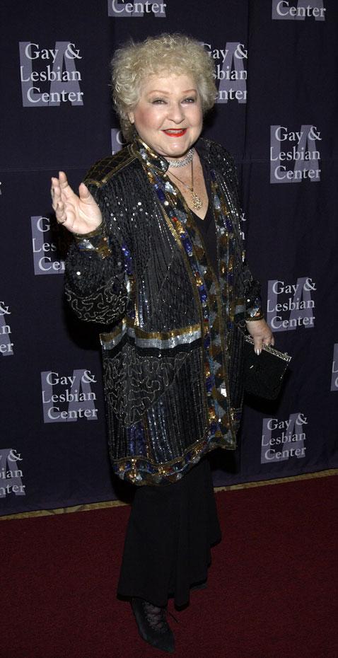 Estelle Harris :: Getty Images