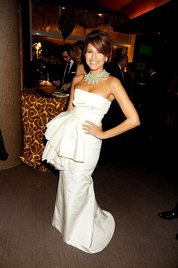 Eva Mendes  ::  Getty Images