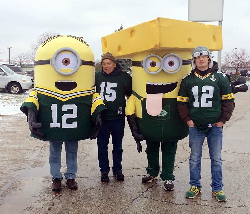 @SInow #KeepGoodGoing  go Packers
