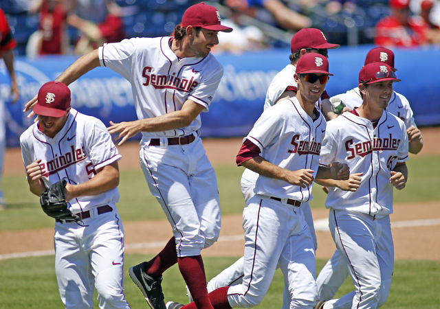 Florida State is one of seven ACC schools to receive a tournament bid and is a No. 1 seed in its regional.